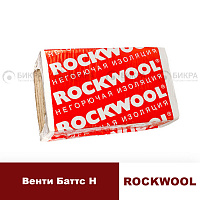 Rockwool Венти Баттс Н