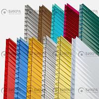 Сотовый поликарбонат цветной Ug-premium-Plastic 10 мм