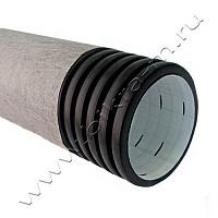 Двухслойная дренажная труба d110 в Typar-фильтре